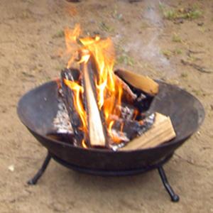 Feuerprojekt - aus verschiedenen Jahren